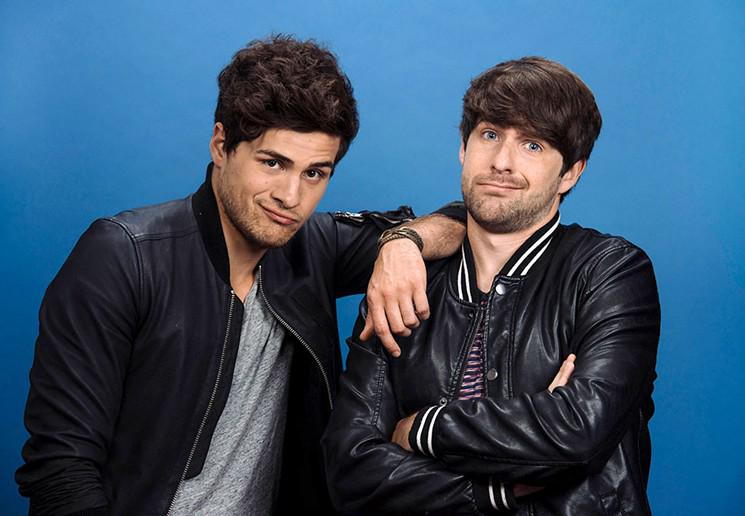 Our cover story this week: How @Smosh's doofy @YouTube videos got 7.4 billion views http://t.co/oY6maDFkdw http://t.co/6c5HYlULZ9