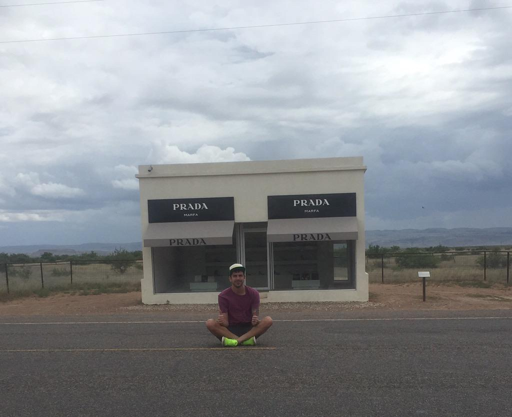 how to tell fake prada sneakers - Deep in the heart of texas, there's a fake prada store on the side ...