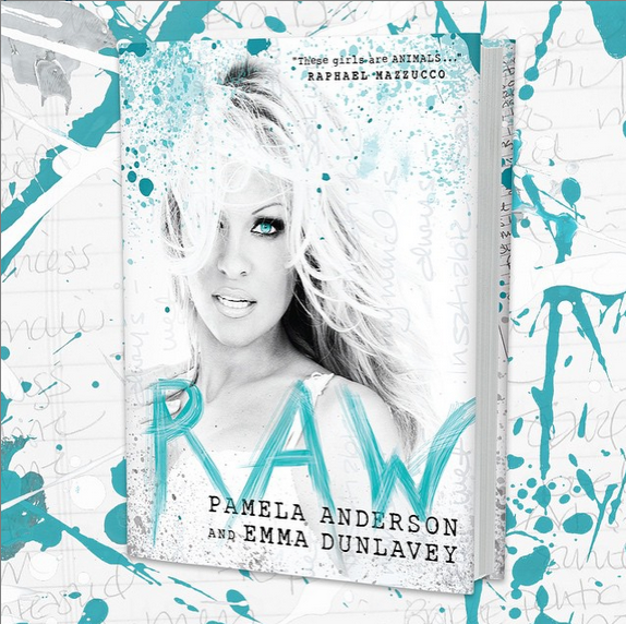RAW - PRE-ORDER TODAY! http://t.co/gObwulB0uH Proceeds from every purchase go to the Pamela Anderson Foundation. http://t.co/rsqR3VdObz