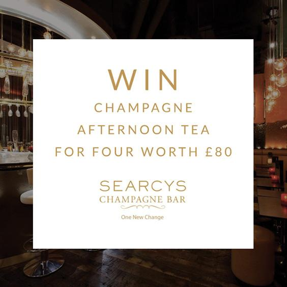 DON'T MISS OUT! #win a Champagne Afternoon Tea for 4! Retweet this pic and hit favourite to enter #winitwednesday http://t.co/git5WcStTZ