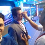 RT @jatinsapru: Prettying up post India's win @cricketaakash and @RpSingh99 joining me for the post show.. join us on SS3 http://t.co/9Wsji…