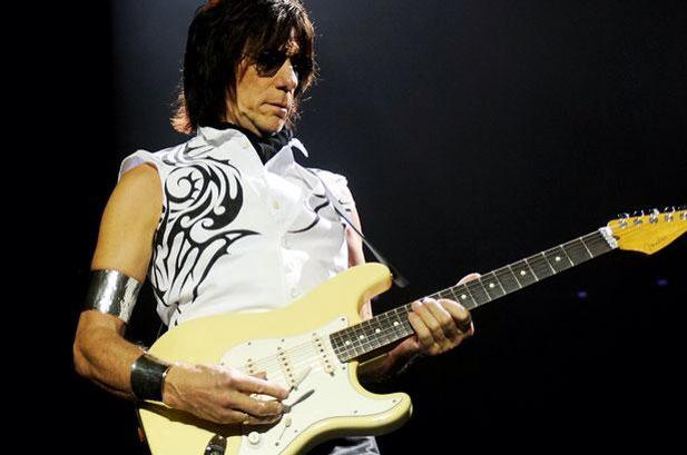 Happy Birthday to Jeff Beck, turning 71 today! Incredible musician and one of favorite guitarists.