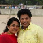 Wishing my idol my classy brother in law @madhubalakrishna a very happy birthday.. http://t.co/i6fMmRiTPe