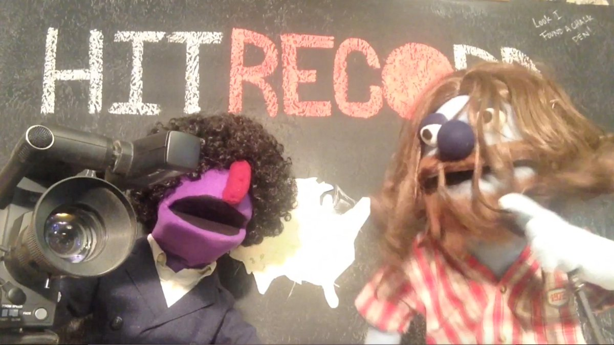 RT @hitRECord: Listen to these puppets & show us your favorite spot in a U.S. National Park: http://t.co/KDqbn9C3JS  #FindYourPark http://t…