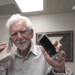Meet Marty Cooper, the man who gave the world the cellphone: http://t.co/p9ONBjaYCo http://t.co/7fbIzGxTE0 /via @motherboard @heykim