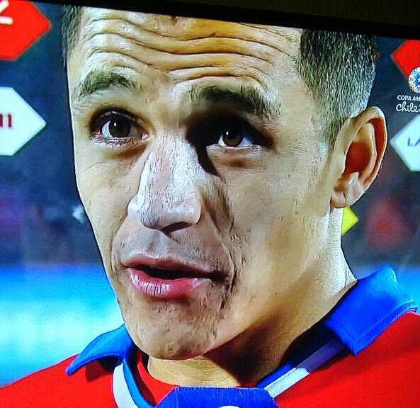Y en el camarín me decían #QuéTePasaCuliao? #AlexisFacts http://t.co/wHPQOJv7vT