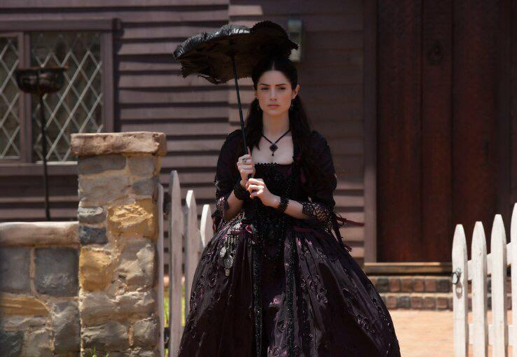 Catching up on @SalemWGNA this show is everything! #Mrs.Sibley is the #queen #janetmontgomery #Salem #witchtrial http://t.co/NYSpS8mDdW