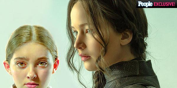 The incredible Hunger Games portraits you haven't seen yet @TheHungerGames