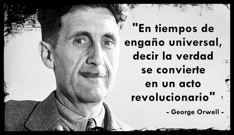 George Orwell (25 de junio de 1903 - 21 de enero de 1950) http://t.co/2MF99dKhSf