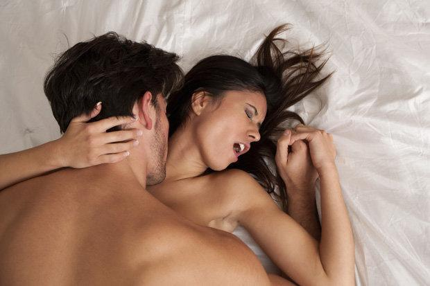 What drives a man crazy during sex