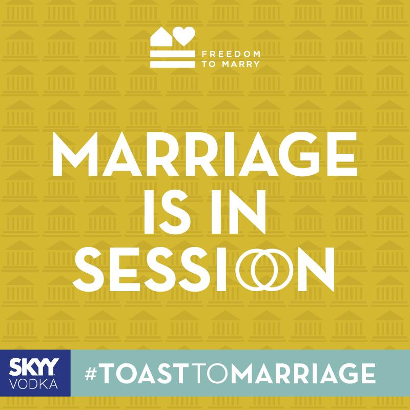 Love is love. Case closed. #ToastToMarriage #MarriageEquality #Love #LGBT #Gay http://t.co/iRTF7tAcNz