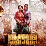 #BajrangiBhaijaan new poster.