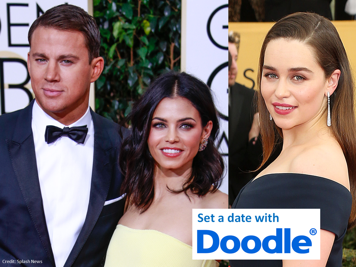 .@Emilia_Clarke, @channingtatum said yes! Next step: you've #GoT to get a date in the diary, maybe we can help... http://t.co/zkaexZ5k9U