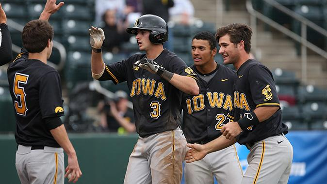 Iowa Baseball (@UIBaseball): The #Hawkeyes are 20th in the final Collegiate Baseball rankings for the 2015 season!  #Until http://t.co/9u5fMOHJsi