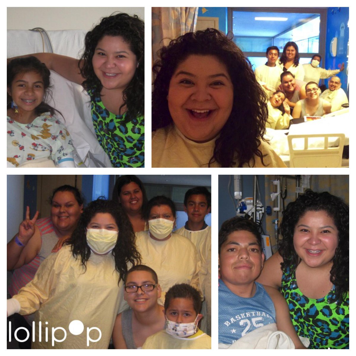THROWBACK to @Raini_Rodriguez's @UCLAHealth visit last week! The kids watched her movie Paul Blart: Mall Cop 2! #TBT http://t.co/kek4czH8ik