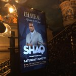 RT @TheRachelG: Pumped for the #SHAQmyVEGAS party this weekend at @chateaulv w/ @SHAQ @BlackAssChi @myVEGAS @tobycochran http://t.co/EAEKuS…