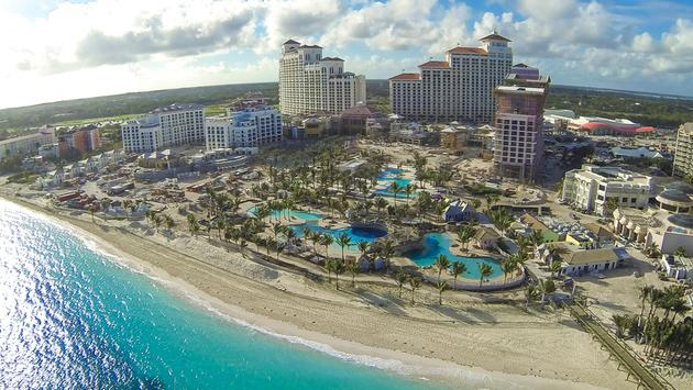 Bahamas Gov't in Negotiations to Spark Stalled Baha Mar Project