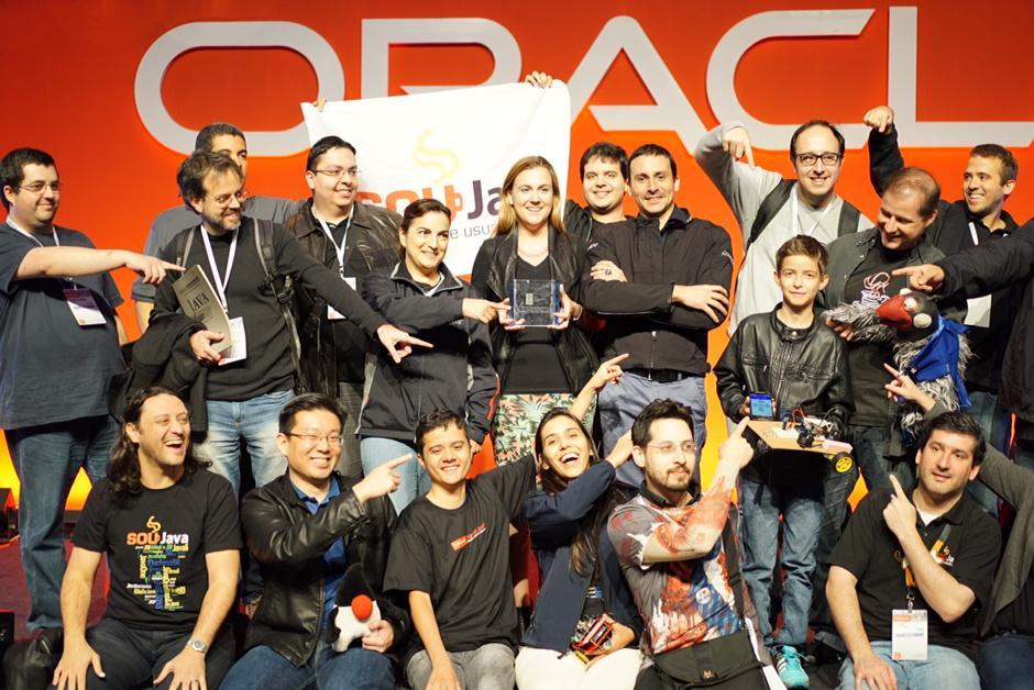 Thanks to everyone who helped make the #JavaOneBR Community great! @brjavaman @fabianenardon @otaviojava @yanaga http://t.co/53uLRVzdrw