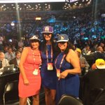 I love this. Three mothers who couldn't be happier. #SucceedandProceed #NBADraft http://t.co/0zctiFWB7Y