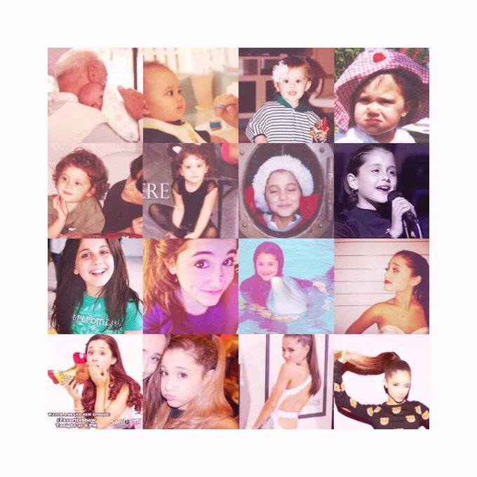 Happy 22nd Birthday Ariana Grande! Stay cool and always be my inspiration luv u