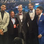 And now all my boys! I'm a proud papa tonight. #NBADraft #SucceedandProceed http://t.co/Qdky8uClW1