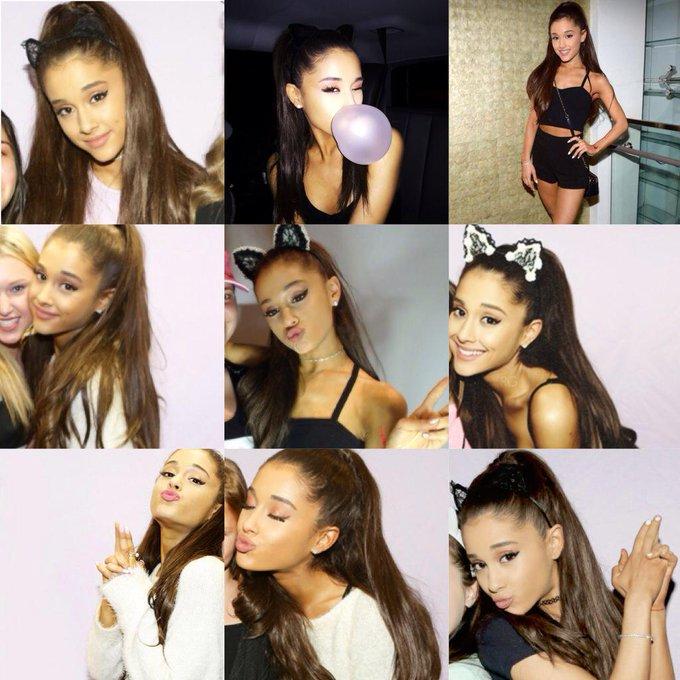 Happy bday to the beautiful queen aka Ariana Grande!