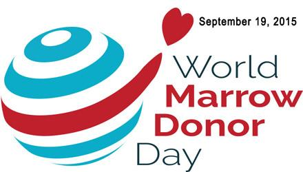 First-ever World Marrow Donor Day to be held September 19! http://t.co/H5PQ4u60Pg #WMDD15 http://t.co/6392GnQA9O