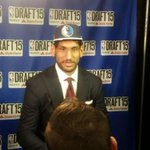 RT @NBADraft: Satnam Singh, Center from India, gets selected #52 by the @dallasmavs! #NBADraft @NBAIndia