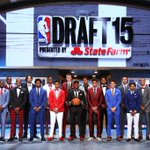 That's a wrap at the 2015 #NBADraft presented by @StateFarm! http://t.co/9NACy1sPfK