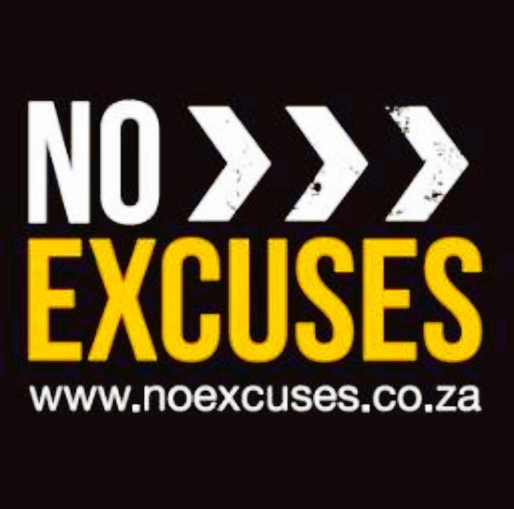 Happy Friday rockstars. Today we want to celebrate our amazing @NoExcusesSA athletes who live & train without excuses http://t.co/w6efjlJwLv