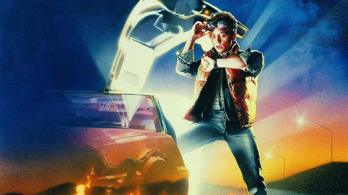Happy 30th Anniversary to Back to the Future. May it thrill & excite audiences for another 30 yrs. Keep on Fluxing. http://t.co/OrjIGqpKw8