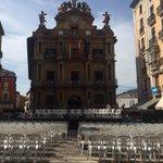 El chupinazo de #sanfermin será con sillas este año http://t.co/iIE5ZdStCW