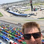 Best seat in racing. Top row of the new @DISupdates. This is a game changer. http://t.co/XQp7pwAasI
