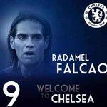OFICIAL: El Chelsea confirma el fichaje de Radamel Falcao. Nuevo Blue. http://t.co/k3unat7B6r http://t.co/iHx473rXTm