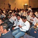 Técnicos Procafé de #Oaxaca presentes en la Convención Internacional de Café @Convencion_cafe @BelisarioDM_ @EPN http://t.co/XjgqDatRrp