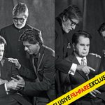 #fridayflashback with Filmfare our special 100 years of filmfare #behindthe scenes