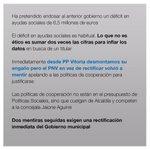 Nerea Melgosa se estrena como concejala mintiendo a l@s vitorian@s ¿Esta es la nueva forma de hacer política del PNV? http://t.co/VxIpZt1C9D