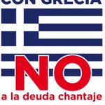 Esta sábado, concentración de apoyo a Grecia. A las 21h en la Plaza España de #Mérida. Todxs con Grecia! http://t.co/tpjkdhDUc7