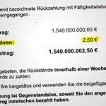 Auch das noch! #IWF schickt #Griechenland 1. Mahnung http://t.co/rEtwQI2XBZ #lol http://t.co/6S2mdSGtCy