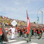 أخبار عمان/ تواصل مشاركة موسيقى الجيش السلطاني في مهرجان التاتو بكندا. http://t.co/5XeULieJQH