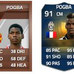 Il y a 3 ans jour pour jour, Paul Pogba quittait Manchester United pour rejoindre la Juventus. On connaît la suite http://t.co/icXWWP9PBB