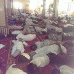 أحسبهم ضحايا انفجار ، طلعو من السودان ماخذين قيلوله بصلاة الجمعة 😂 http://t.co/cAeV1JKLgd
