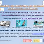 ¿Quieres ser monitor de #Natación y actividades acuáticas? #Curso gratuito para personas en #desempleo #Navarra http://t.co/0zWFpbldER