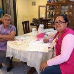 Visita domiciliaria en la col. El Caracol @Del_Coyoacan #PensiónAlimentariaCDMX @ManceraMiguelMX @rosaicela_CDMX http://t.co/M9bP4enHwq
