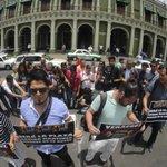 Asesinan a dos #periodistas, uno en #Oaxaca y otro en #Veracruz http://t.co/u1VbHDazoW http://t.co/9lphPH1gvg