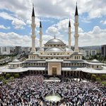 Beştepe Millet Camii İbadete Açıldı http://t.co/SpDCmQeQgb http://t.co/ShI7DFUkHg