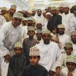 الداعية الكويتي محمد العوضي | لا تزال الهوية والخصوصية العمانية ثابتة أمام طوفان التغريب، #عماننموذج للتعايش. http://t.co/bp3GCAThgA