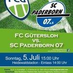 Für das Spiel am Sonntag gegen den @SCPaderborn07 gibt heute und morgen noch Tickets im Vorverkauf. http://t.co/5eyxh967Xh