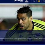 El colombiano Radamel Falcao llega en préstamo por una temporada al @ChelseaFC http://t.co/NBRnQ0cwzF