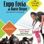 Expo Feria de Barro Negro, del 17 al 28 de julio, San Bartolo Coyotepec, #Oaxaca. #Guelaguetza2015,#México,#Turismo http://t.co/HBdpJ9e0dA